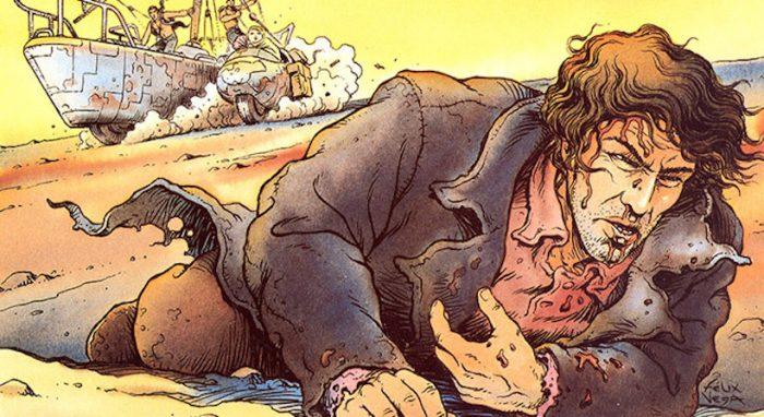 """Diálogo abierto """"Narrar con el color"""" con ilustrador y autor de cómics Felix Vega en UDP"""