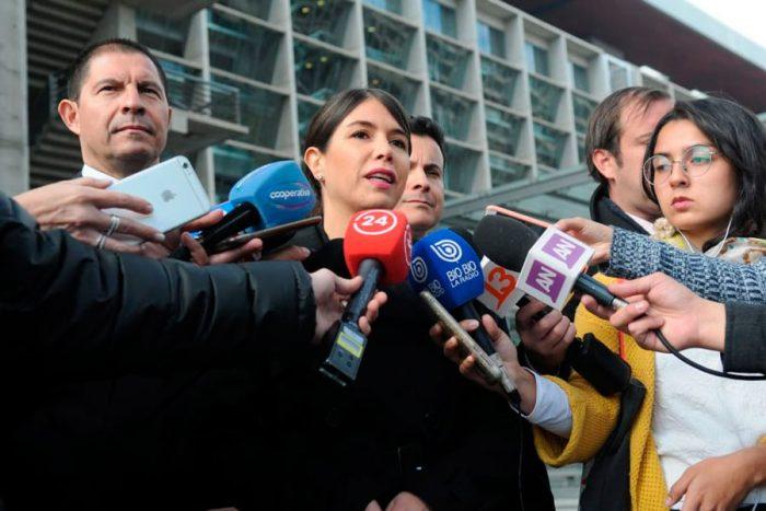 Subsecretaría de Prevención del Delito responde a Coordinadora 8M sobre permisos para manifestación
