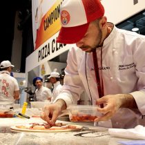 Destacada participación de pizzaiolo chileno en nueva versión de Campeonato Mundial de Pizza
