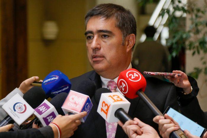 Desbordes descartó que diputado García (RN) haya usado palabras ofensivas en contra de parlamentaria del PPD
