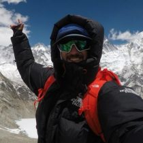 El primer chileno que conquistó la cumbre del Everest sin oxígeno suplementario
