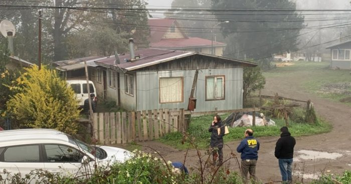 Detienen al principal sospechoso del escalofriante asesinato ocurrido en San José de la Mariquina
