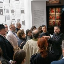 Chile abre su pabellón en la Bienal de Arte de Venecia con uno de los 10 montajes más esperados del evento