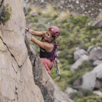 """""""Rockeras"""", el encuentro nacional de mujeres escaladoras realizará su segunda versión en la Región de Atacama"""