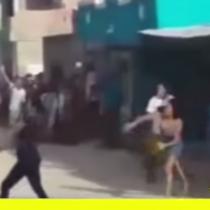 Lo que hace la internet: batalla campal en barrio de Colombia por clave de Wi-Fi