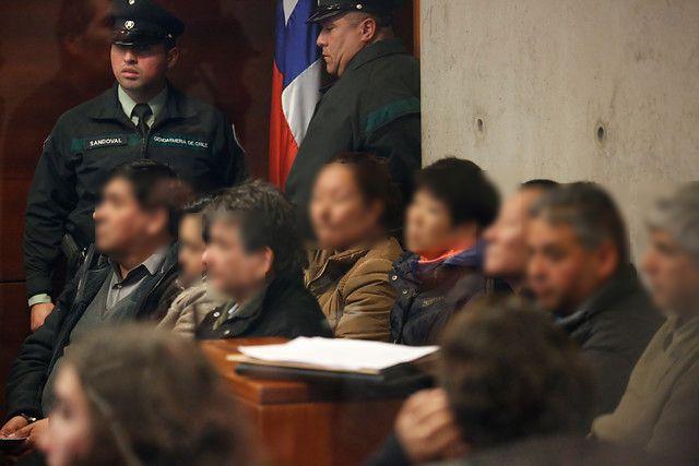 Caso de tráfico de migrantes: Exministros de la Nueva Mayoría condenan a militantes formalizados por trata de personas