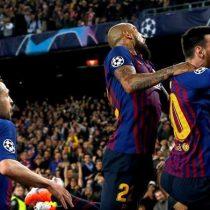 Con show de Messi y Vidal, el Barcelona golea al Liverpool en la semifinal de la Champions League