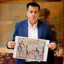 Polémica por imágenes de diputados atravesados con lanzas: Andrés Celis presentará una denuncia