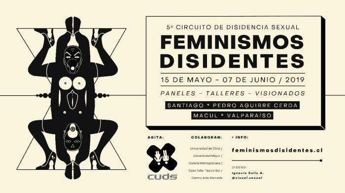 Encuentro reúne a activistas, artistas e investigadoras a un año de las movilizaciones feministas del 2018