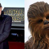 Peter Mayhew, actor que interpretó a Chewbacca en