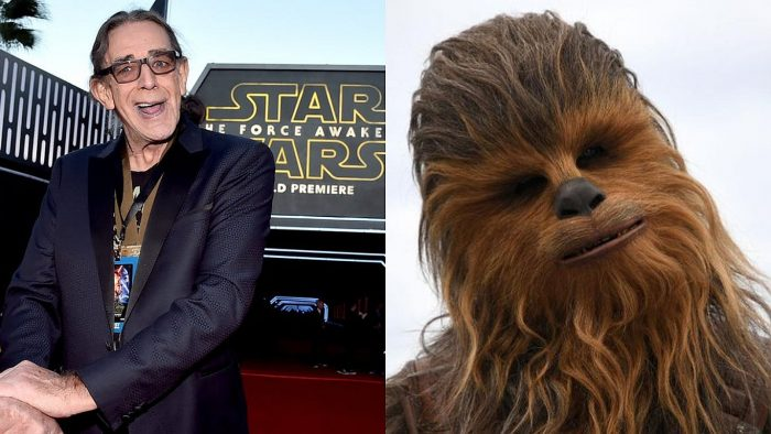 "Peter Mayhew, actor que interpretó a Chewbacca en ""Star Wars"", muere a los 74 años"