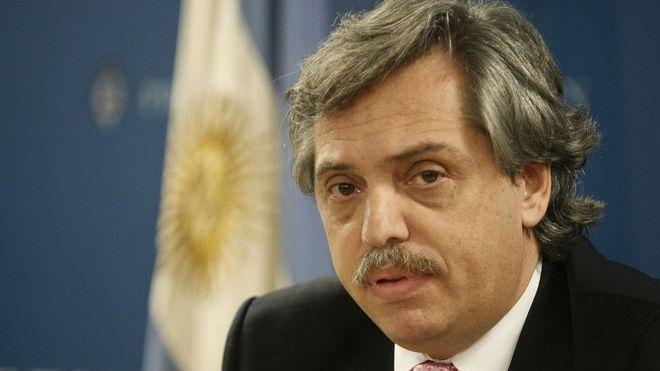 """Alberto Fernández """"corteja"""" a Wall Street antes de elecciones en Argentina"""