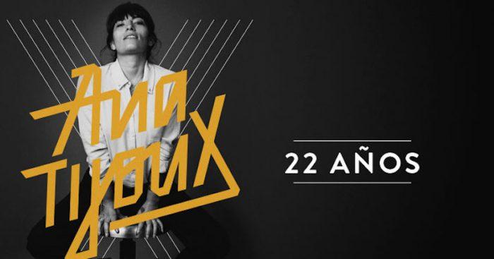 Ana Tijoux confirma a Álvaro Henríquez como invitado en concierto por los 22 años de su carrera