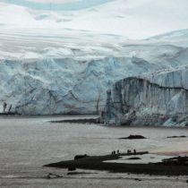 Cambio climático: difunden impactantes imágenes del estado de la Antártica tras ola de calor en la zona