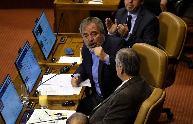 """""""Quiero 10 lucas, 20 mañana y 30 pasado mañana"""": la acalorada intervención de Ascencio a favor de la reforma previsional"""