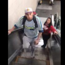 Movilh denuncia nuevo ataque lesbofóbico ocurrido al interior del metro de Santiago