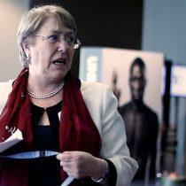 Fin a la tregua: La Moneda otra vez apunta a Bachelet, ahora por las críticas a la política migratoria