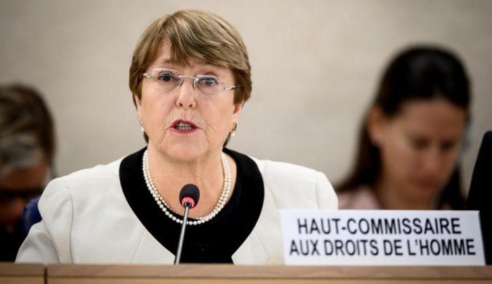 Bachelet valora excarcelación de vicepresidente del parlamentovenezolano y pide a Maduro liberar a todos los presos políticos