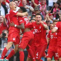 El Bayern firma con goleada su séptima Bundesliga consecutiva