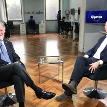Mostrador TV: exembajador Pablo Cabrera analiza el rol de Chile ante la guerra comercial China-EE.UU.