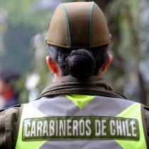 Carabinera sufre abuso sexual e intento de robo en Valparaíso: sujeto quedó en prisión preventiva