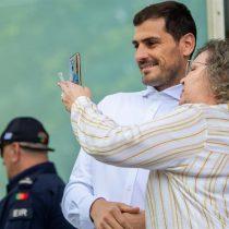 """Iker Casillas sale del hospital tras el susto de su vida: """"He tenido mucha suerte"""""""