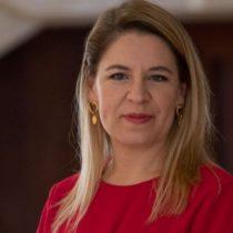 Claudia Dobles, la primera dama de Costa Rica y la única latina en la lista de