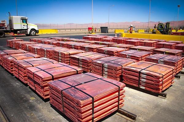 Cochilco recorta proyecciones de precio del cobre para 2019 y 2020