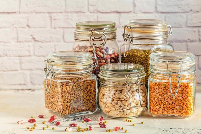 Cómo proteger los alimentos de la humedad otoñal