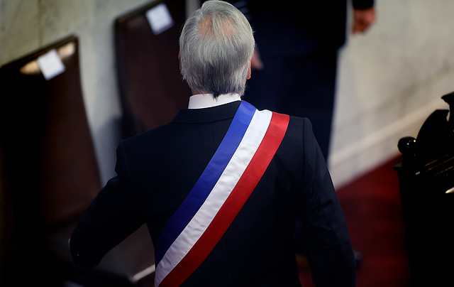 Chile en marcha cuesta arriba: Con escuetos anuncios económicos Piñera dice que este año será