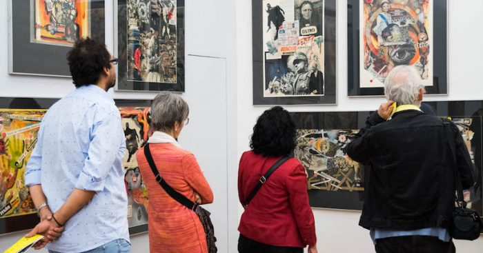Día del Patrimonio: Arte + transformación en Museo de la Solidaridad Salvador Allende