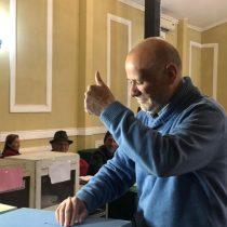 Elecciones internas PS: Álvaro Elizalde y Maya Fernández apuntan a importancia de la militantes tras emitir su voto