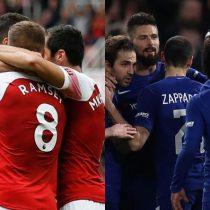 Europa League: Arsenal y Chelsea se enfrentarán en la final