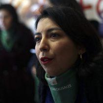 Detienen a vocera de Coordinadora 8M durante grabación de cuenta pública feminista