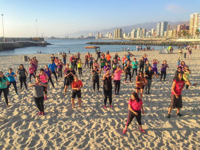 El boom de Fitfolk en Antofagasta: la fórmula que mezcla fitness y raíces latinoamericanas