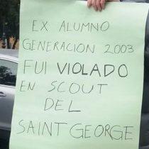 Colegio Saint George's confirma denuncia de violación de exestudiante ocurrida a fines de 1990