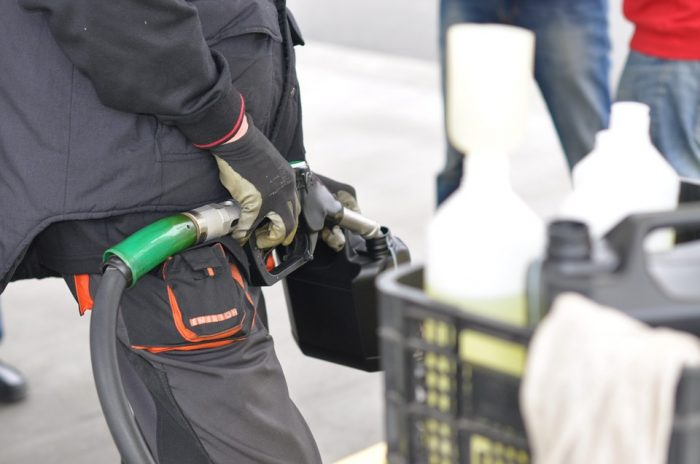 Informe semanal de variaciones de precios de combustibles