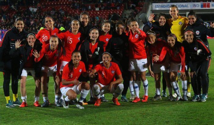 Técnico de la Roja femenina anuncia a las 23 jugadoras que disputarán el Mundial de Francia