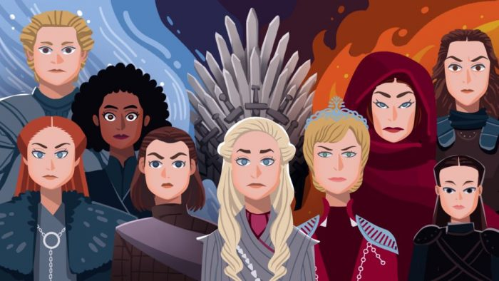 """""""Game of Thrones"""": cómo las mujeres se hicieron con el protagonismo en """"Juego de Tronos"""""""