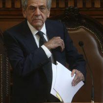 El mea culpa del presidente de la Corte Suprema por el traspié con Dobra Lusic: