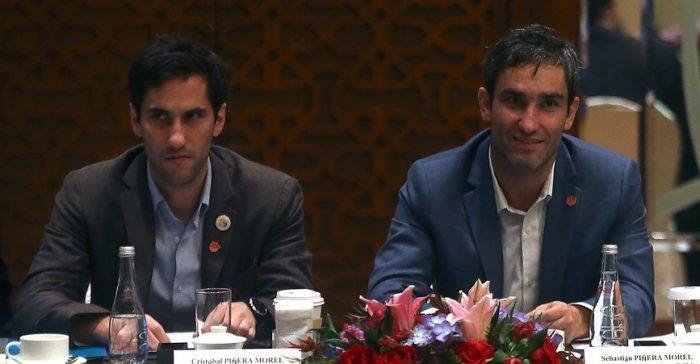 Lo dijo la FACh: Hijos de Piñera no costearon sus viajes a China y Corea en el avión presidencial