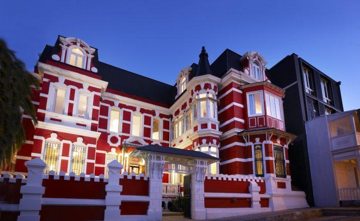 Palacio Astoreca de Valparaíso se incorpora a grupo especialista en hoteles boutique