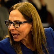 Corrigieron ante las críticas: Ministra Plá confirma que se puso fin al contrato que mantenía con la nuera de Andrés Chadwick