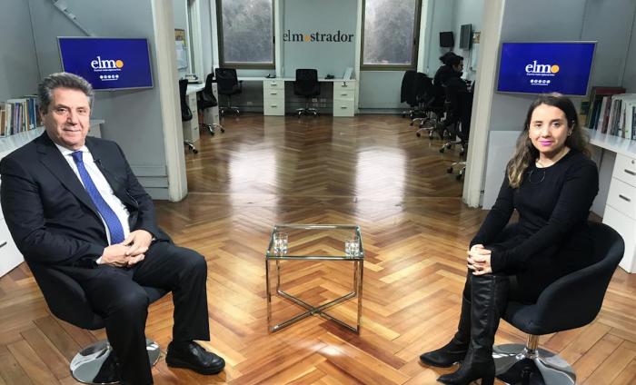 Joan Melé en La Mesa: en 2022 debería abrir el primer banco ético de Chile
