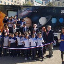 Laboratorio itinerante de astronomía viajará a los lugares más apartados y vulnerables de Chile