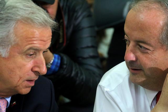 Reforma previsional: la descoordinación del Gobierno que genera choque entre Larraín y Monckeberg por el 4%