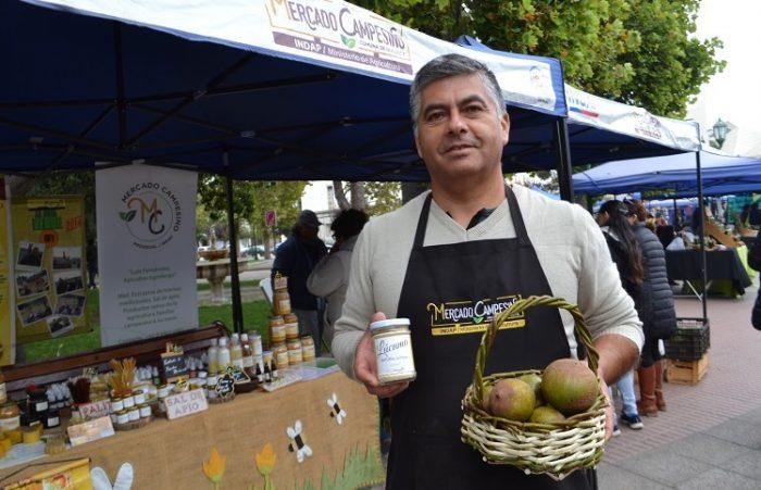 La apuesta de un emprendedor de Quillota por la harina de lúcuma
