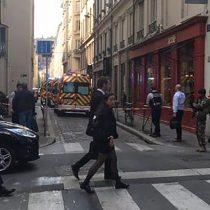 Caos en Francia tras explosión en el centro de Lyon que causó al menos ocho heridos