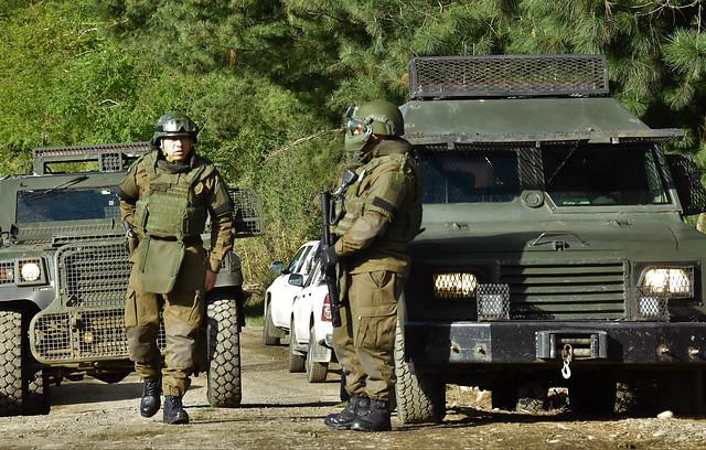"""Carabineros ingresó disparando a mansalva"": denuncian que comunero mapuche fue baleado durante operativo"