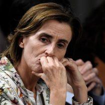 """Consejo para la Transparencia da 10 días a la ministra Cubillos para que responda por el correo """"spam"""" en defensa de Admisión Justa"""